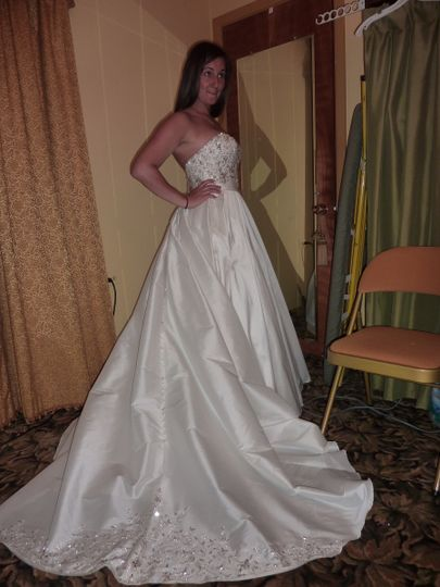 Bridal alterations by ruth dress attire downers for Wedding dress tailor near me