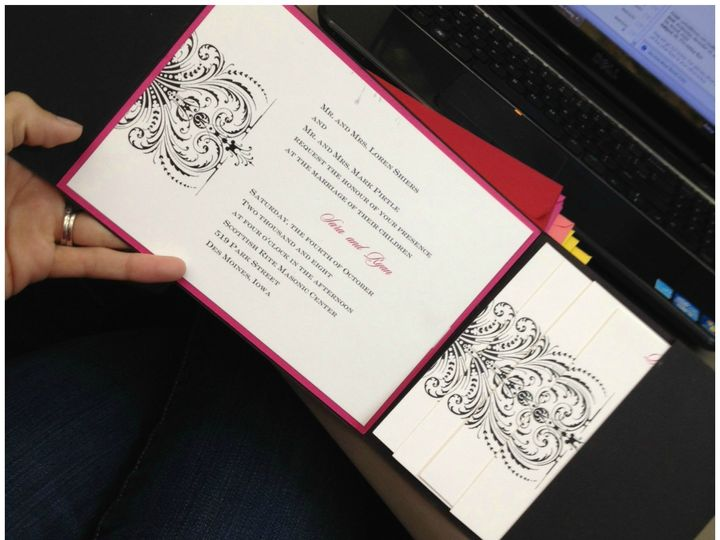 Tmx 1434743051319 Invite14 Ames wedding invitation