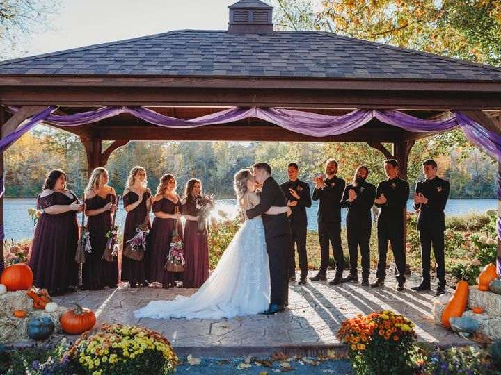 Tmx Fall Wedding Pavillion 51 91408 158343779746350 Orono, ME wedding venue
