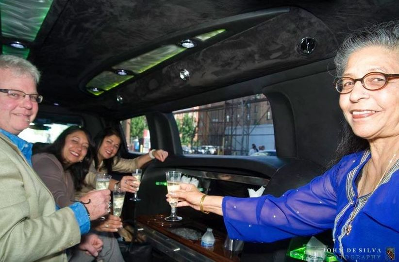 dial 7 car limousine limo experience