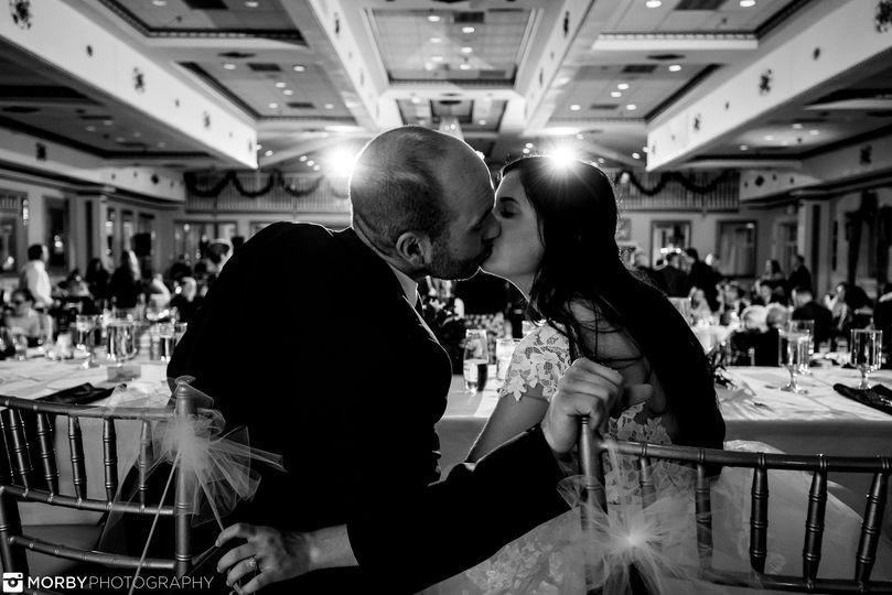 Grand Ballroom SweetheartTable