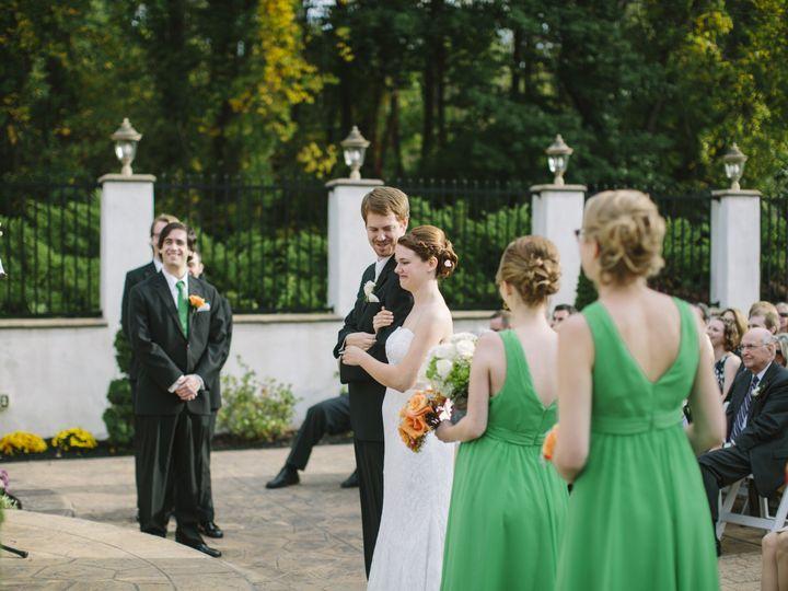 Tmx 1426531581069 Gold Courtyard Ceremony Bg Mendenhall, Pennsylvania wedding venue