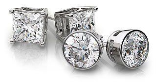 Best Price Diamond Stud Earrings Our diamond cuts are Very Good or better. Hand picked for...