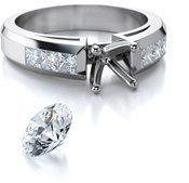 Build Your Own Ring It's your choice, find the perfect diamond from our large selection of loose...