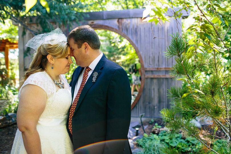 Wedding of Melissa + Ahren