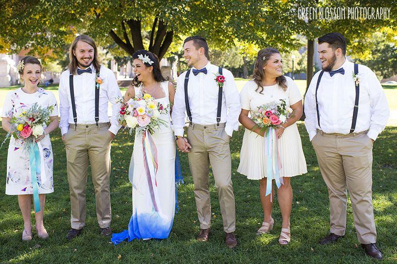 First Denver Big Fake Wedding!
