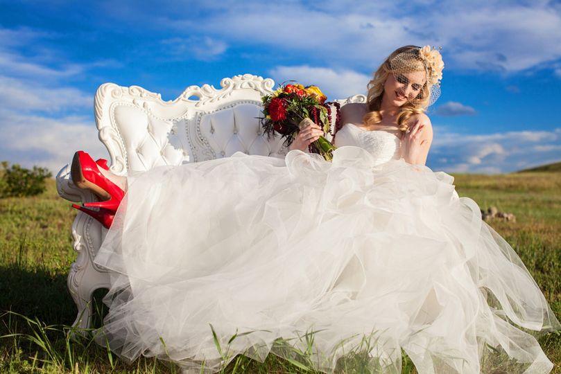 Glam Carnival Styled Wedding Shoot