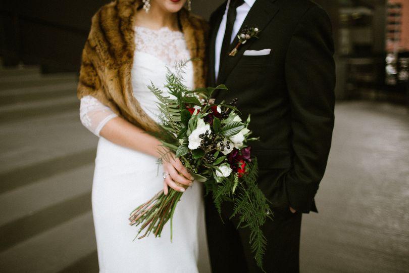 Wedding of Madeline + Alex
