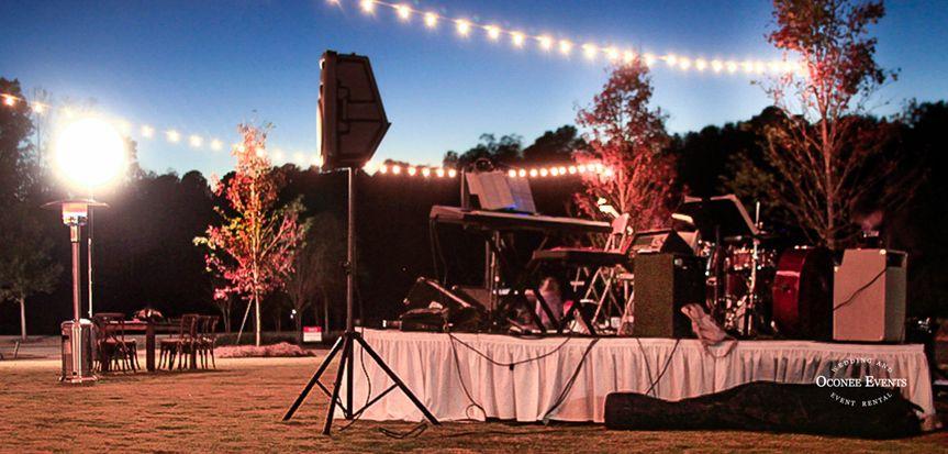 Oconee Events - Event Rentals - Watkinsville, GA - WeddingWire
