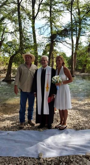 pop and wedding