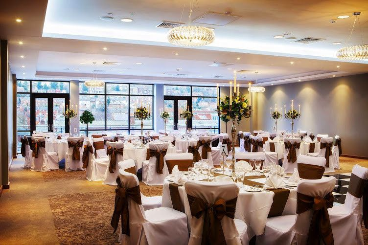 doubletree by hilton hotel lincoln wedding events