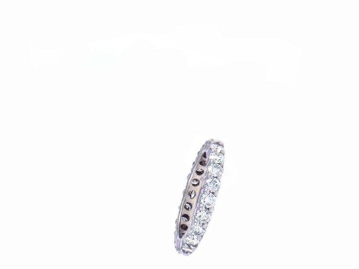 Tmx 1536083613 C29c8cd36145ac78 1536083607 C9e9290b0a6a2bb8 1536083574848 1 Diamondeternityrin Livingston wedding jewelry