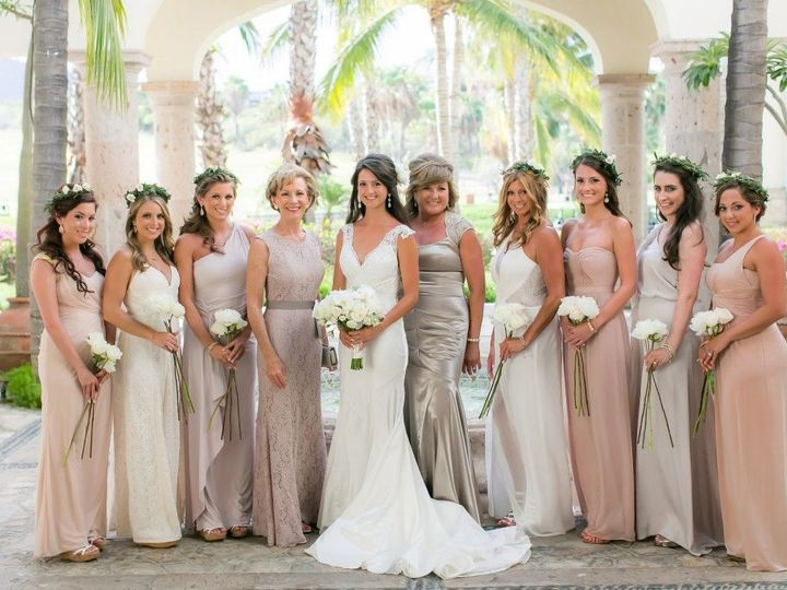 Tmx 1520916093 4984256672007234 1520916092 6535ef1a016dc19f 1520916078716 10 Cabo Wedding Hair Sonoma, CA wedding beauty