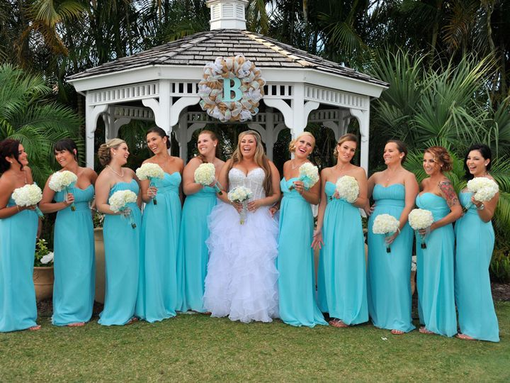 Tmx 1471363865108 Melissa Jonathan 0432 Pompano Beach, FL wedding photography