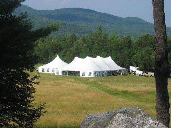 Wedding Century Tent 60x100