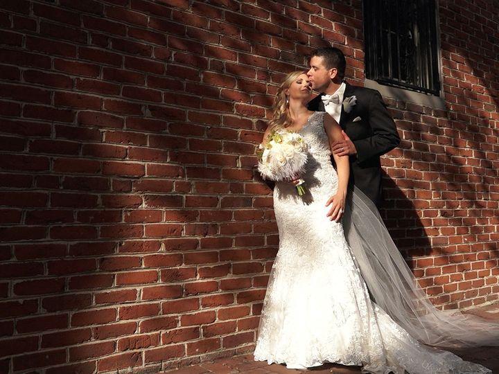 Tmx 1459171482845 Gabrielle  Robert Brick Wall Pedricktown wedding videography