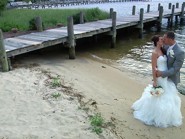 Tmx 1459172237091 Brittani  Manuel Beach Pedricktown wedding videography