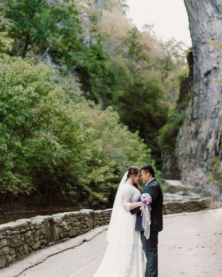 Weddings at Natural Bridge