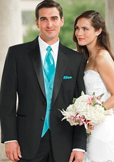 Traditional Wedding Tuxedo