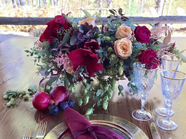 Tmx 1477063130222 Wind Acre Farm Floral 5 Santa Cruz, CA wedding florist