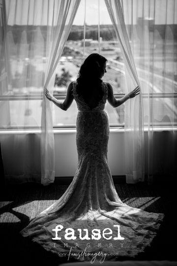 Bridal Silohuette