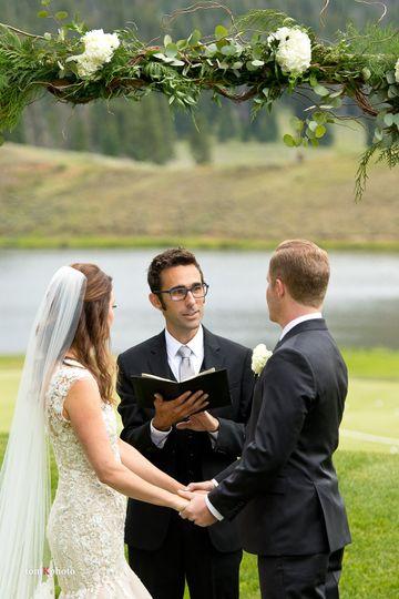 Wedding ceremony | tomKphoto