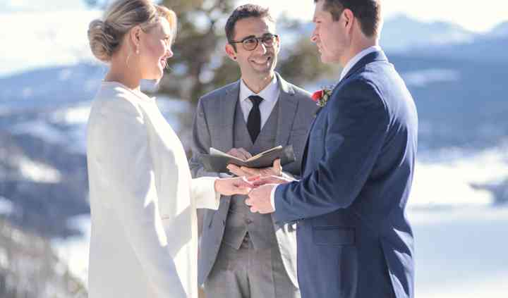 Wedding Officiant Phil Gallagher