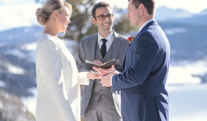 Wedding Officiant Phil Gallagher 1