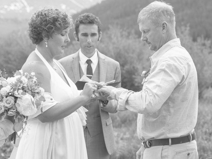 Tmx 1470355692905 Jessica Dave Wedding Ceremony Pass 0064 Breckenridge, Colorado wedding officiant