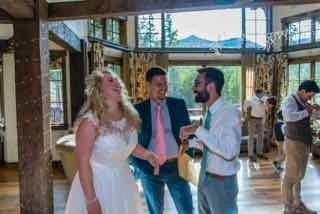 Tmx 1477015430416 9.2.16 Laura And Bobby 108 Breckenridge, Colorado wedding officiant