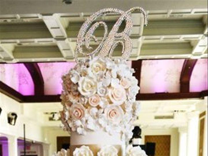 Tmx 1328553801702 8tierweddingcake Brooklyn wedding cake