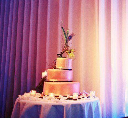 Tmx 1328709709277 Peacockcake Brooklyn wedding cake
