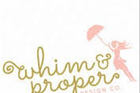 Whim&Proper Design