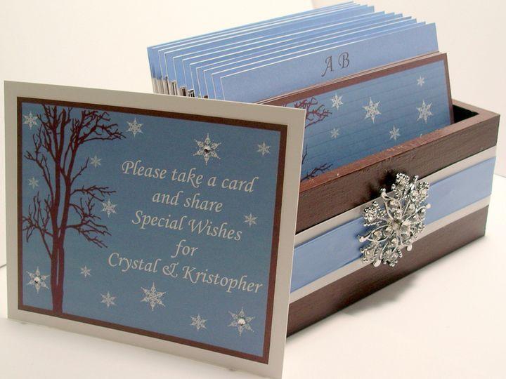 Tmx 1373331974258 Chocoice Bluewhite 1a Brooklyn wedding favor