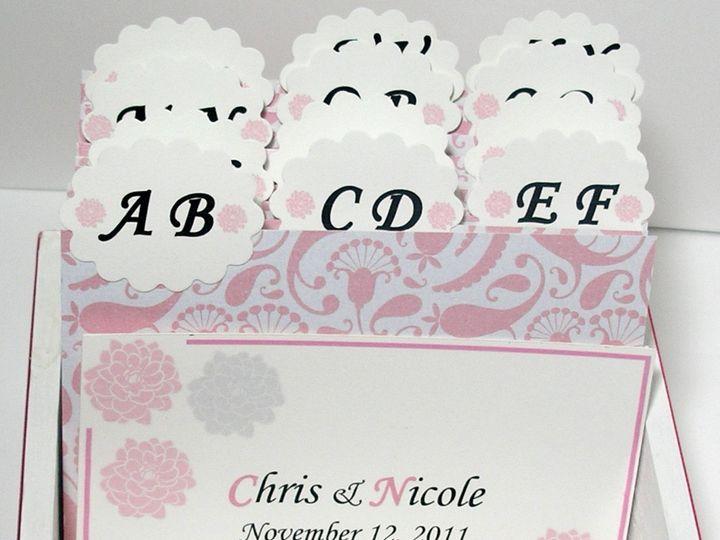 Tmx 1373332166004 Pink White Silver1 Brooklyn wedding favor