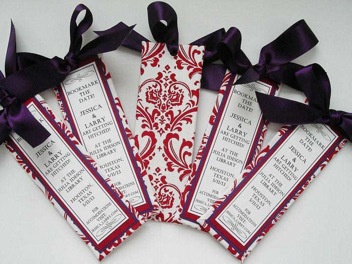 Tmx 1373332297027 Red Damaskphoto 2 Brooklyn wedding favor