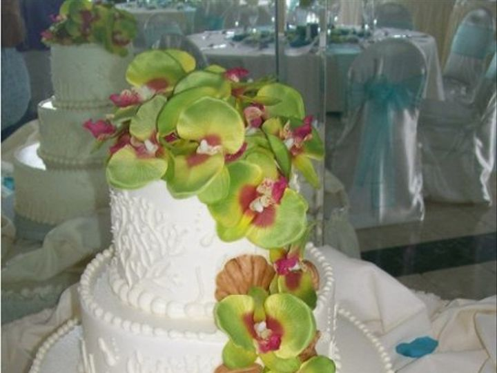 Tmx 1316011659015 13 Saint Petersburg, Florida wedding cake