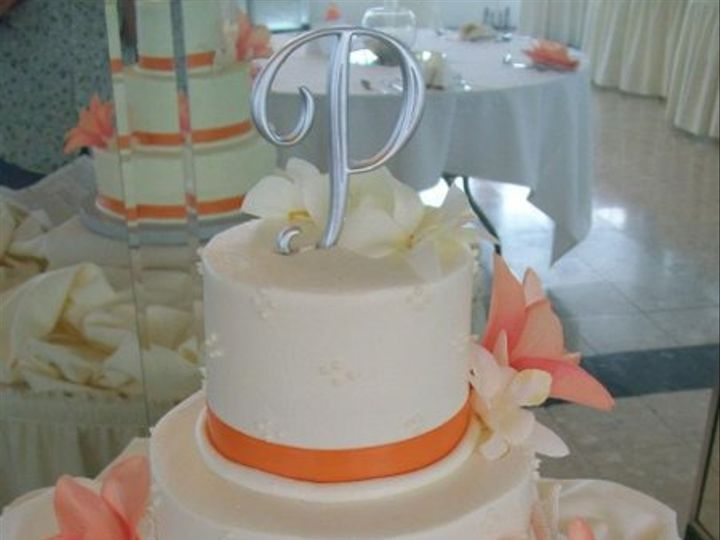 Tmx 1316011659670 14 Saint Petersburg, Florida wedding cake