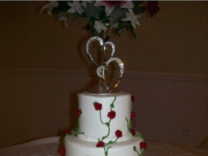 Tmx 1316011660263 15 Saint Petersburg, Florida wedding cake