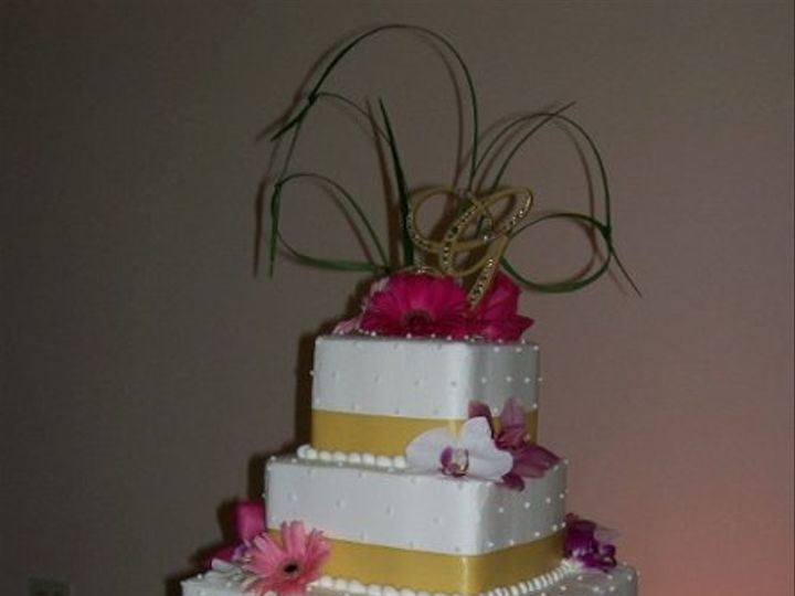 Tmx 1316011661043 16 Saint Petersburg, Florida wedding cake