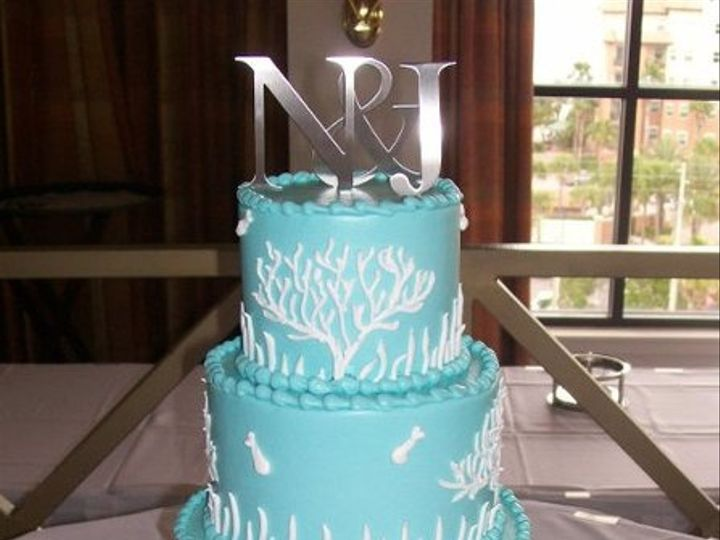 Tmx 1316011662306 18 Saint Petersburg, Florida wedding cake