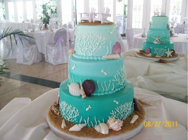 Tmx 1316011663055 19 Saint Petersburg, Florida wedding cake