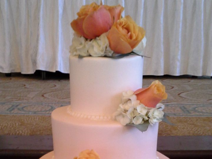 Tmx 1477614076658 Don Cesar Sunset Cake Saint Petersburg, Florida wedding cake