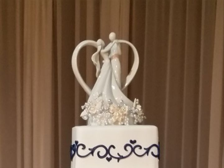 Tmx 1504185400730 800x8001504128400165 Wedding Cake F Saint Petersburg, Florida wedding cake