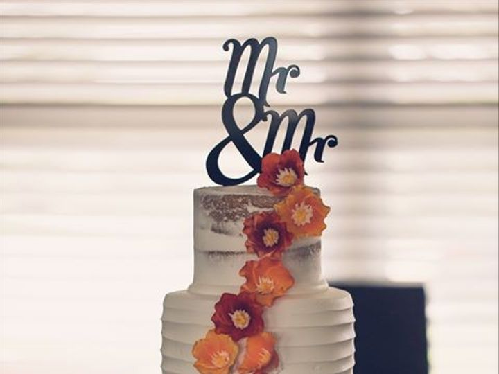 Tmx Rainbow 51 184508 1571411564 Saint Petersburg, Florida wedding cake