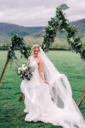 Crozet Spring Mountain Wedding