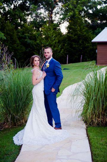 The Springs of McKinney wedding