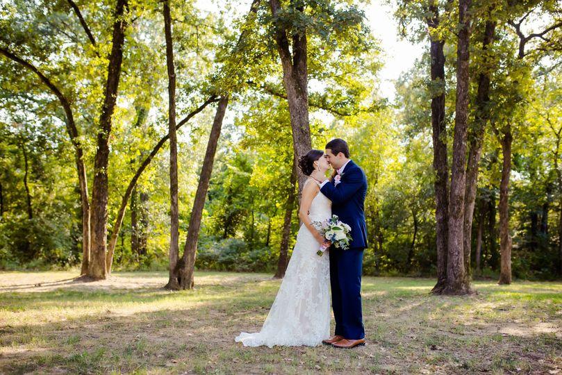 The Springs of Rockwall wedding
