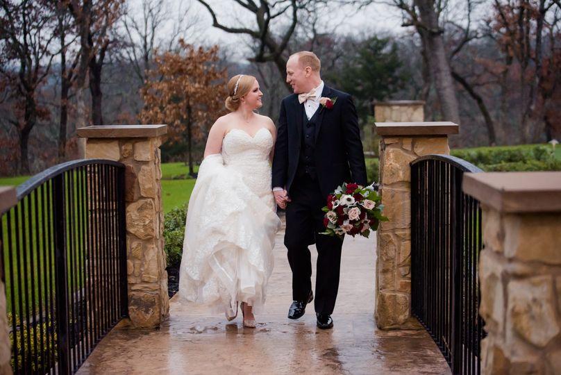 The Lodge Denton Wedding