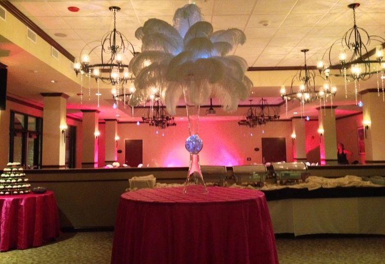 Grand Celebrations •Linens, Lighting & Décor